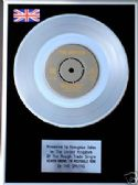 "SMITHS -7"" Platinum Disc-HEAVEN KNOWS I'M MISERABLE NOW"